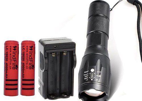 Streamlight PolyStinger DEL Lampe de poche avec ACDC Chargeurs 76135