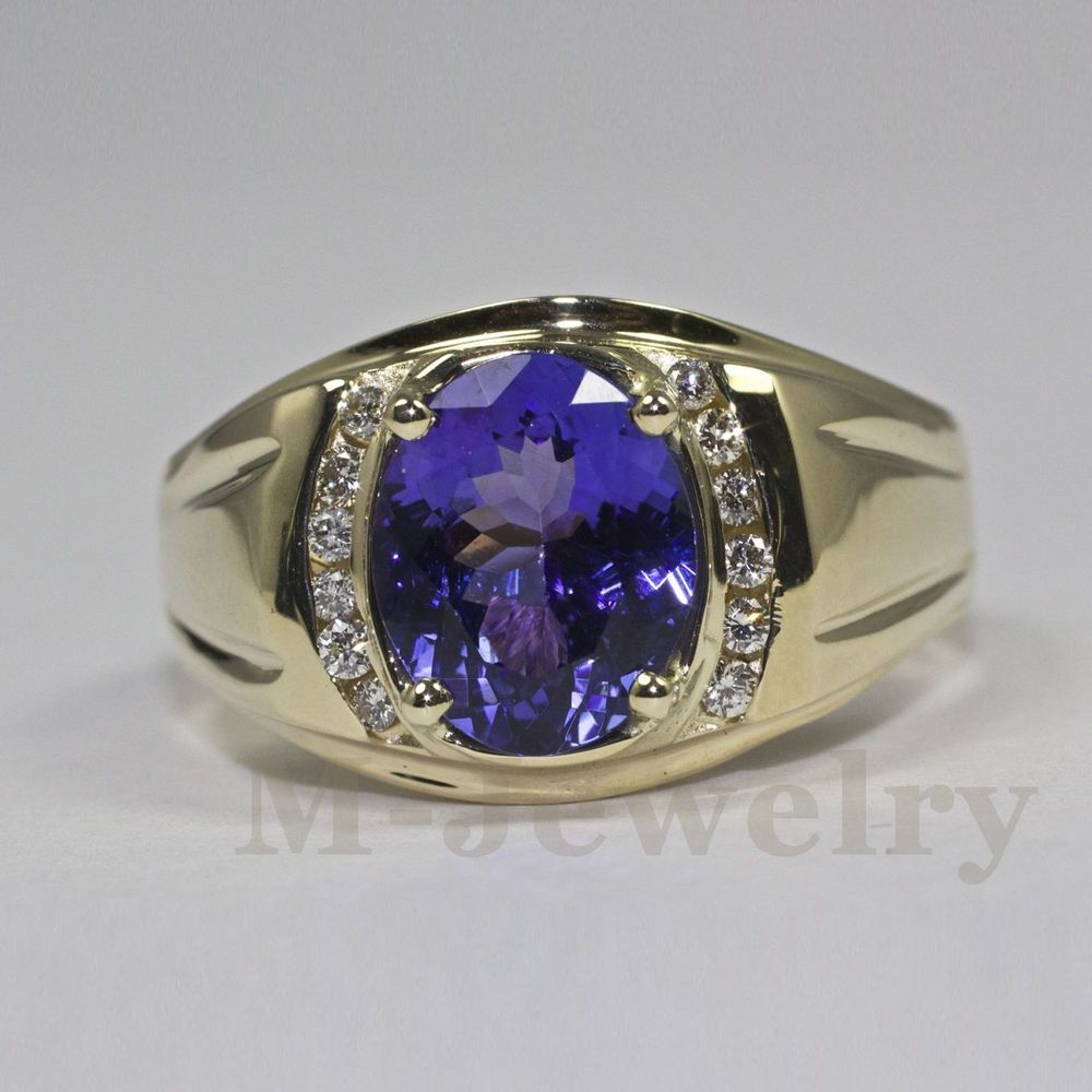 qdbhjop octagon men blue and promise s wedding mens diamond tanzanite round sapphire ring rings silver with popular sterling