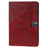 I bought one of these covers for my Kindle, and it still looks new after 3 years. (I read everyday.) They are pricey, but worth it. I have no affiliation with this web-site, but I am just so happy, happy with my purchase. They also have purses and other stuff.