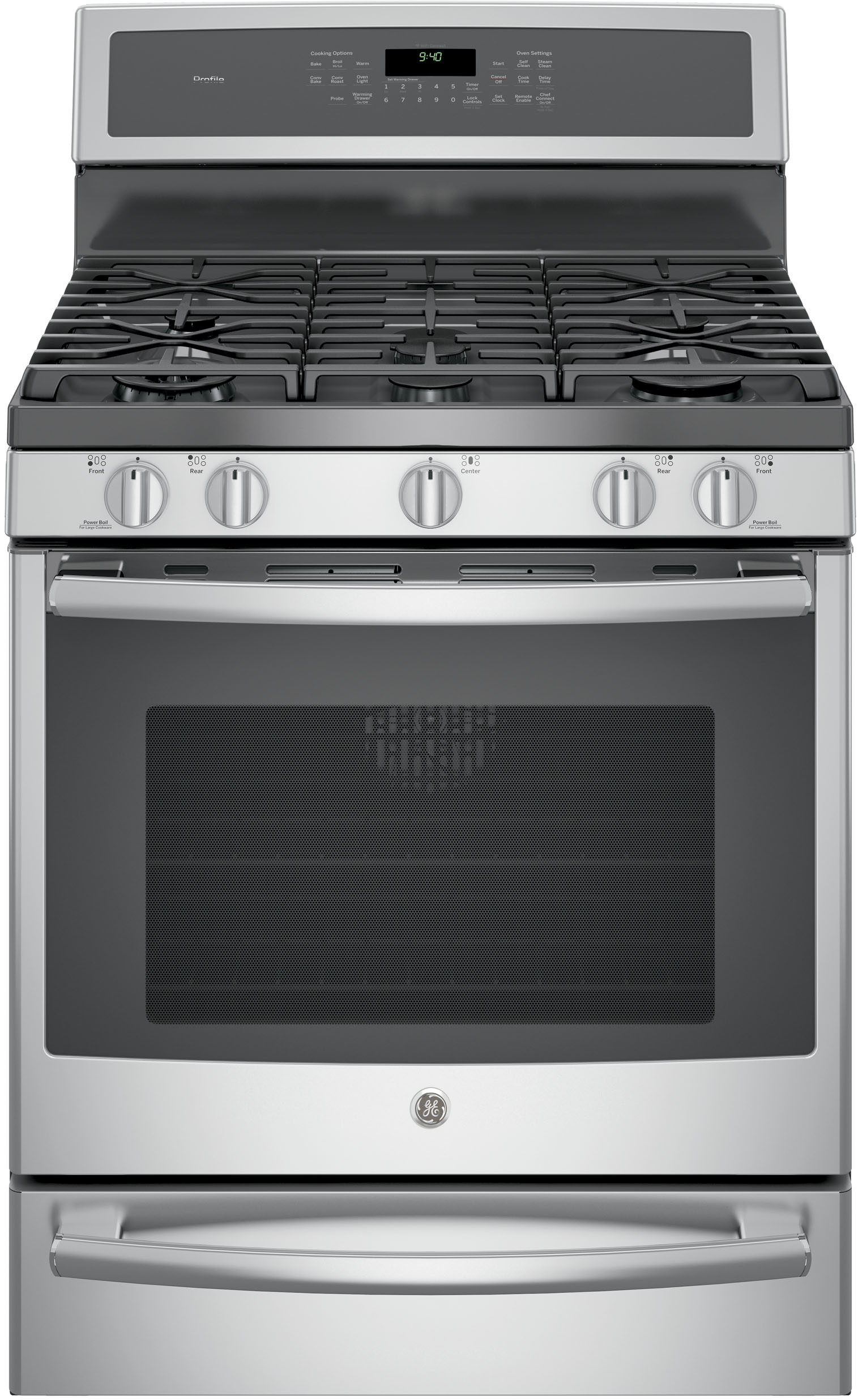 Ge Profile Pgb940sejss In 2020 Stainless Steel Kitchen