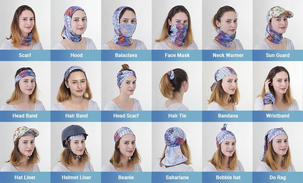 how to wear a neck gaiter as a mask
