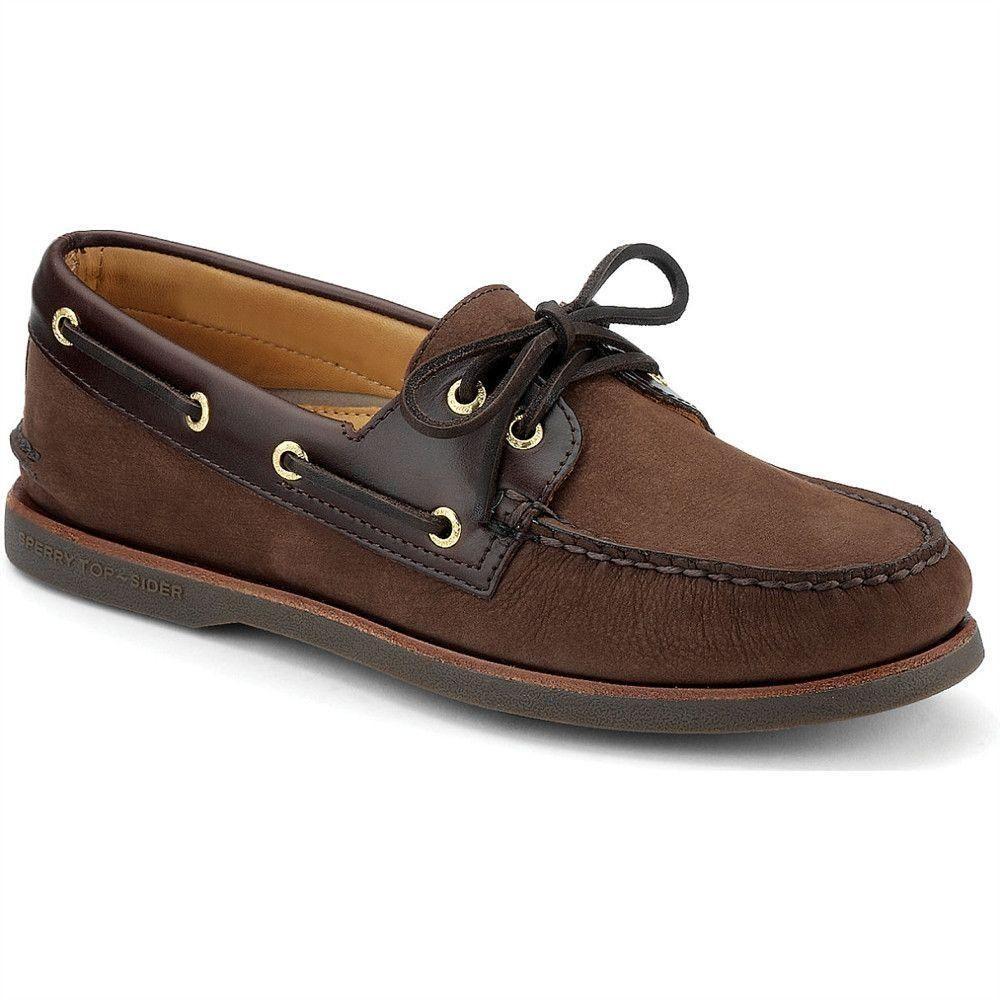 Sperry Mens A//O 2-Eye PREP Boat Shoe