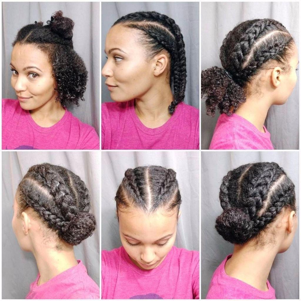 Image Associee Coiffure Cheveux Crepus Coiffure Rapide Cheveux Crepus