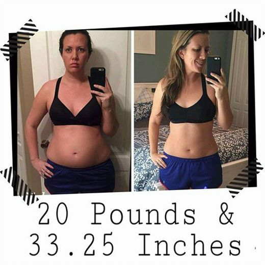 not losing weight on 21 day fix