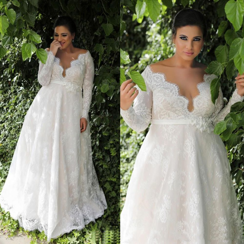 49++ Simple lace wedding dress with sleeves ideas in 2021