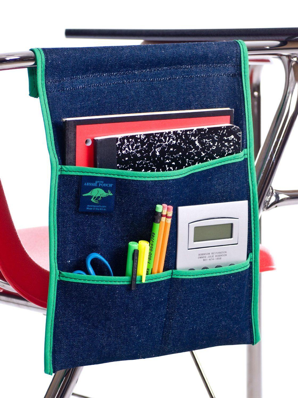 Amazon.com : genuine Aussie Pouch® Side Pocket : School ...