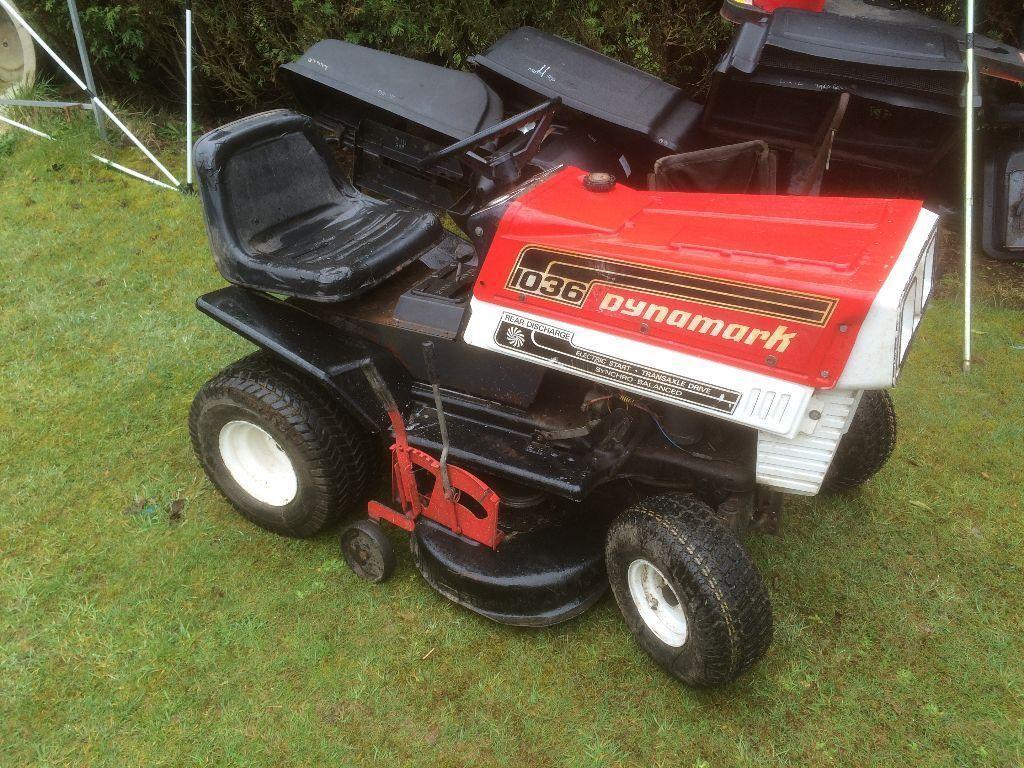 dynamark ride on lawn mower 10 hp 36 cut in fauldhouse west rh pinterest com LESCO Mower Manual Snapper Mower Manual