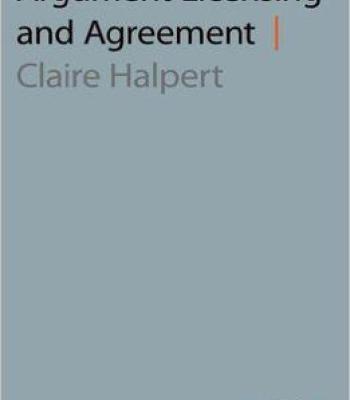Argument Licensing And Agreement PDF Languages Pinterest Language