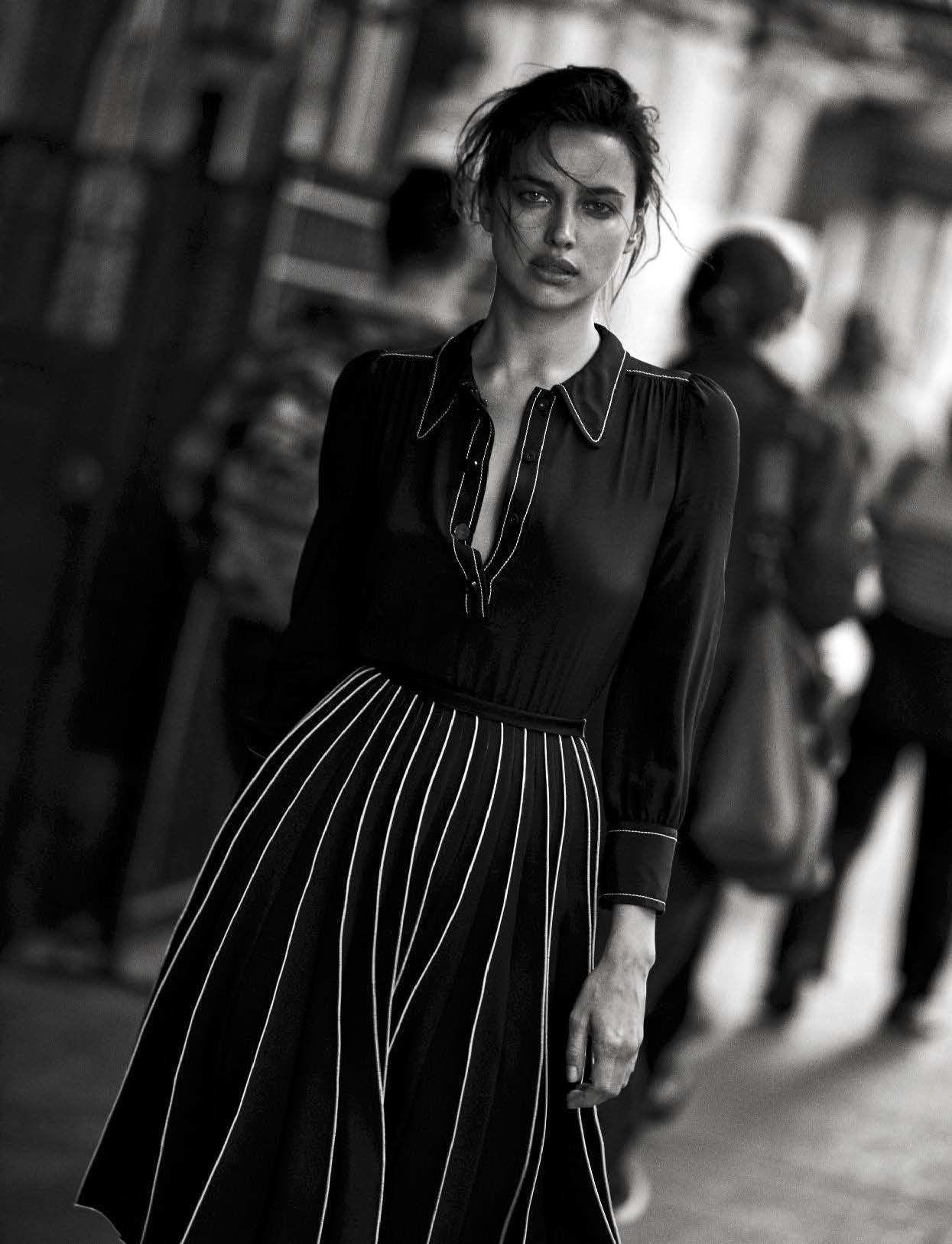 Irina shayk peter lindbergh white fashion womens fashion fashion models fashion editor