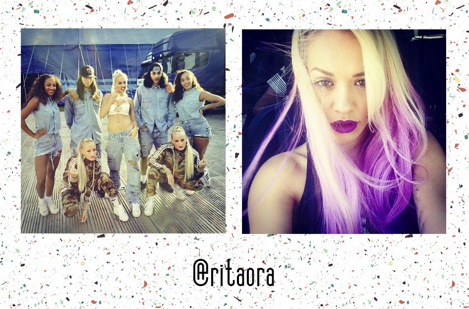 Rita ama la moda y la moda ama a Rita. Lo más divertido de su cuenta son las fotos que comparte de cada look que usa y suelen ser bastante meticulosos, desde outfits increíbles de diseñador hasta peinados llenos de perlas. Must follow definitivo.