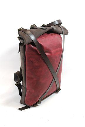 Изделия из кожи сумки рюкзаки рюкзаки mustang