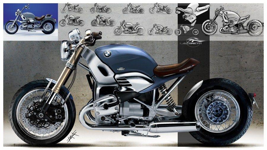 Difference Between Street Glide And Road Glide >> R1200C | Lazareth Auto Moto et Wazuma | Custom bikes ...