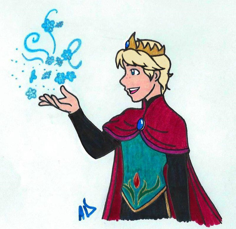 Something Gender disney swap frozen