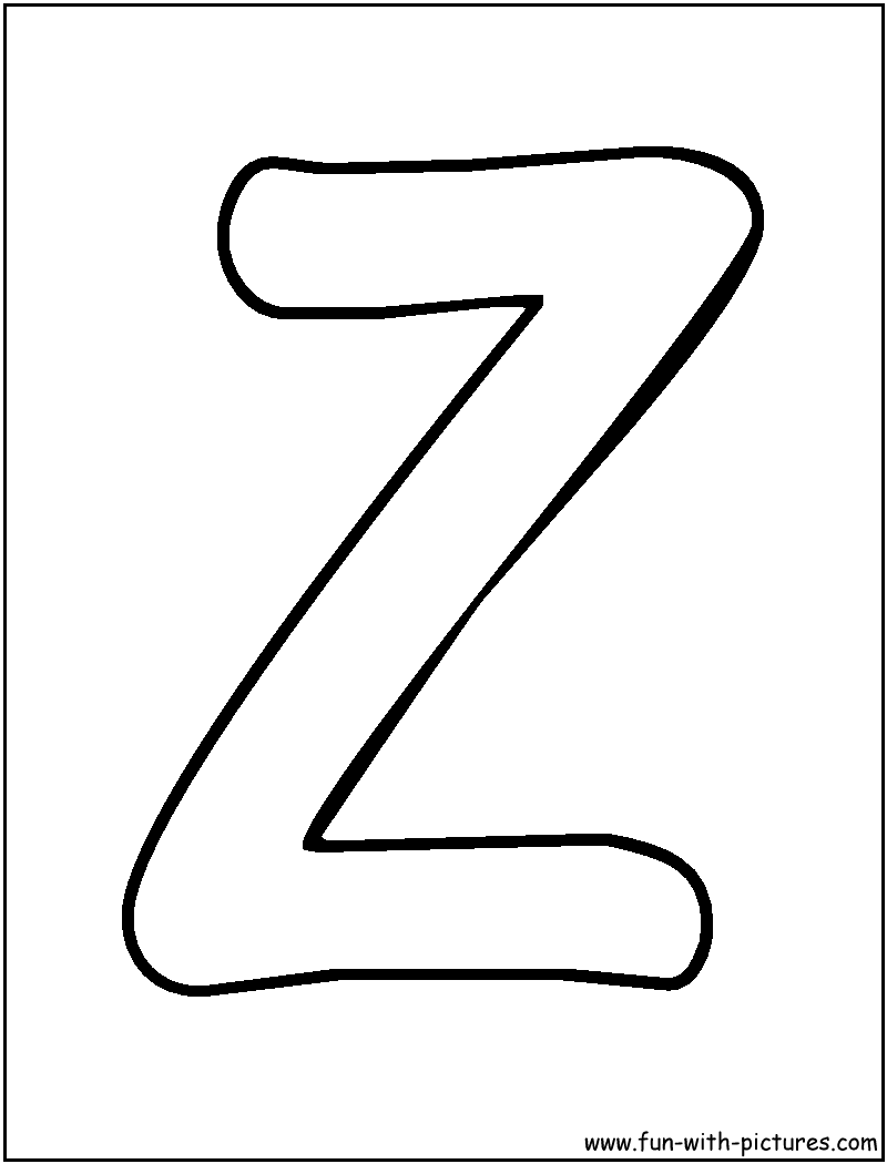 Bubble Letter E Coloring Pages Bubble Letters Of The Alphabet