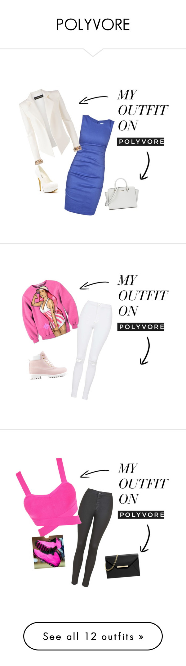 """POLYVORE"" by aaliyahsalmon ❤ liked on Polyvore"