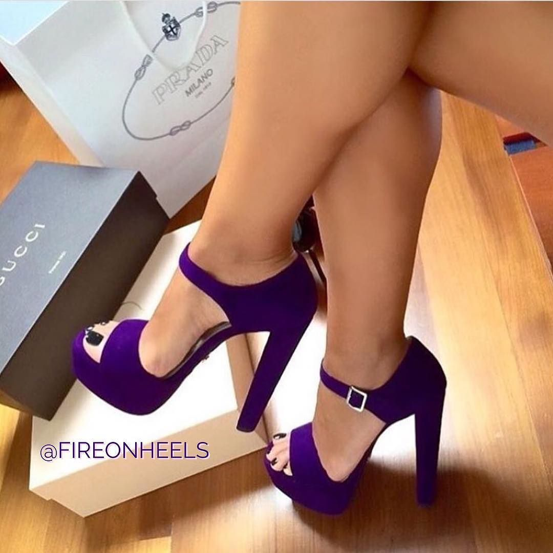 sexy heiße Schuhe