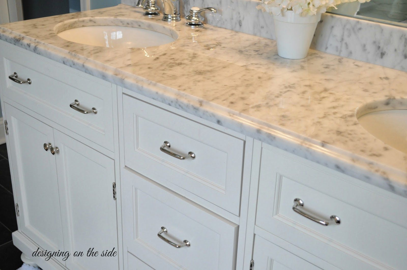 2perfection Decor Basement Coastal Bathroom Reveal: A Blog About Chic Affordable Home Decor, Design And DIY