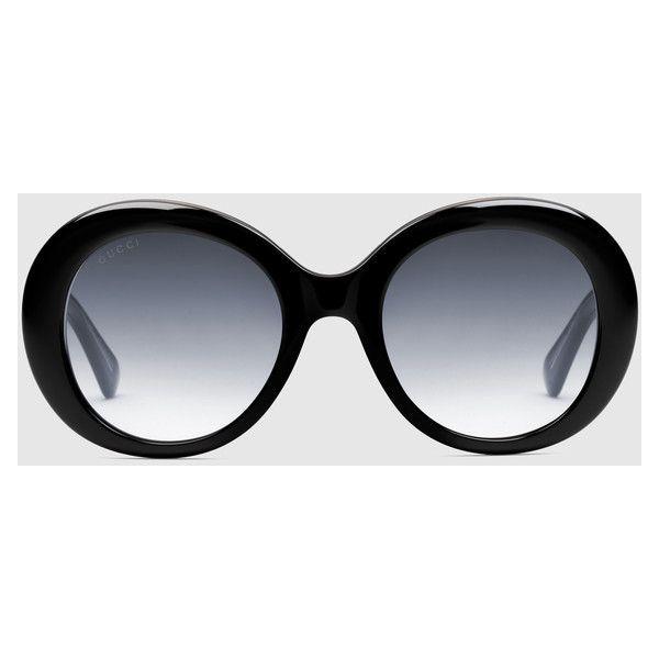 Oval-frame glasses Gucci DD2kaC