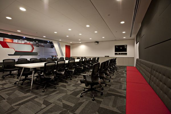 Training area interior design singtel call centre - Certification in interior design ...