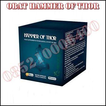 obat hammer of thor merupakan obat kuat pria terbaik yang sangat