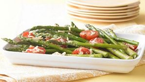 Ww Easy Microwave Asparagus This Is A Weight Watchers 2 Pointsplus Recipe