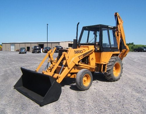 factory case 580c ck loader tractor parts manual download