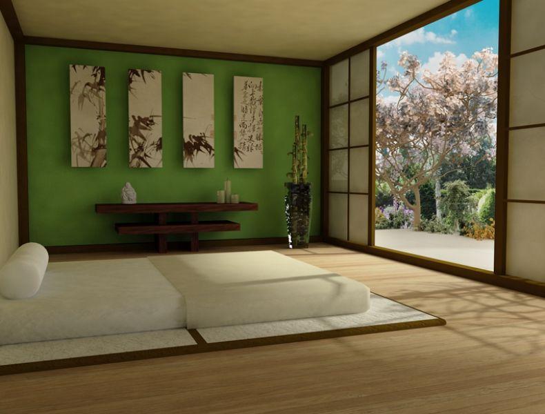 Zen Bedroom Design Ideas Japanese Style Bedroom Zen