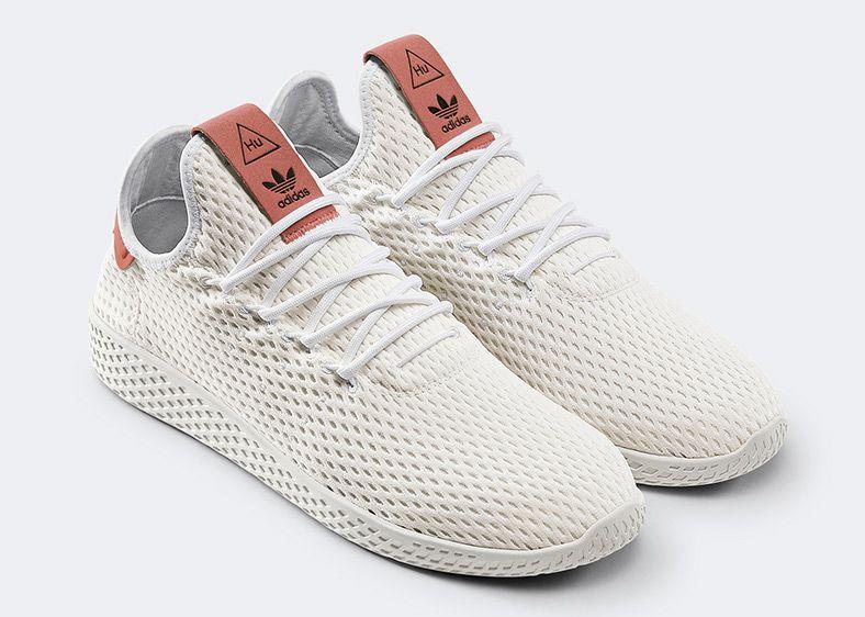 Pharrell Williams Adidas pastel Pack Tennis Hu Stan Smith 788