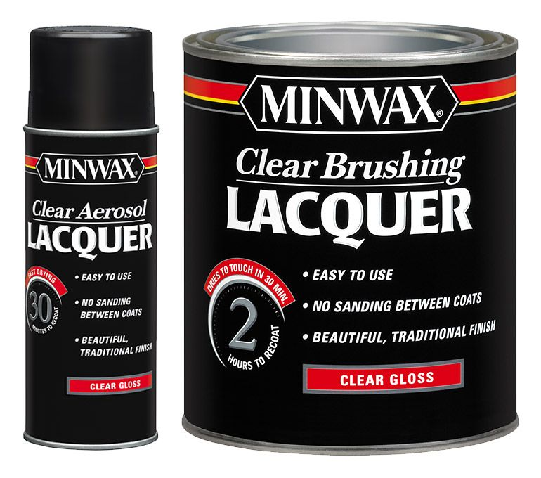 2 Top Coats Minwax Clear Brushing Lacquer Minwax It Is Finished Minwax Stain