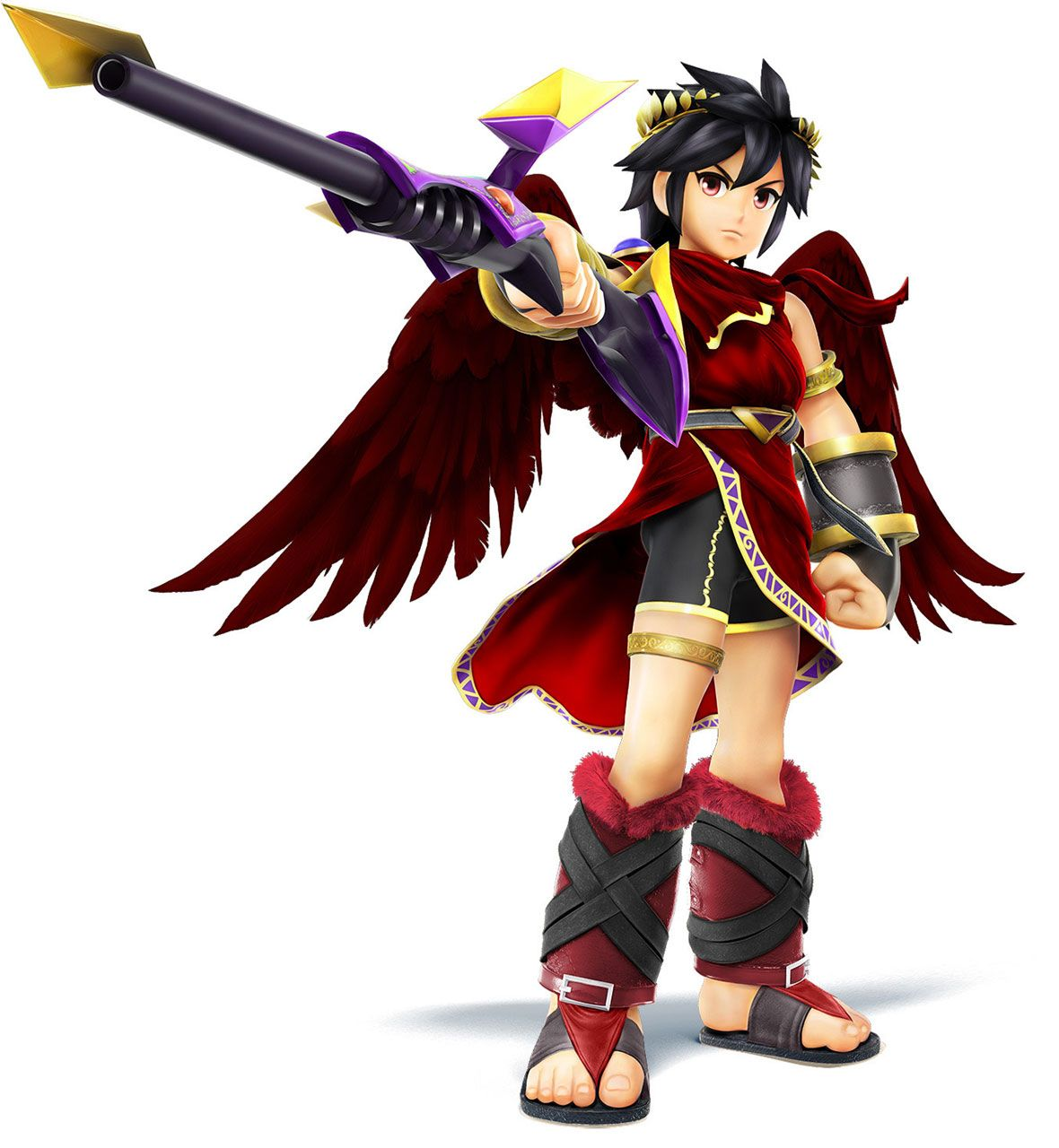 Dark Pit Color Swap