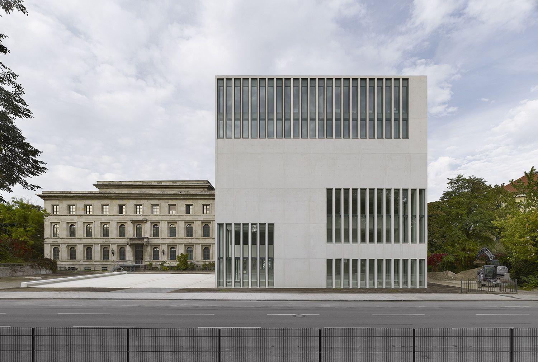 Landschaftsarchitekten München gesamtsieger ns dokumentationszentrum georg scheel wetzel