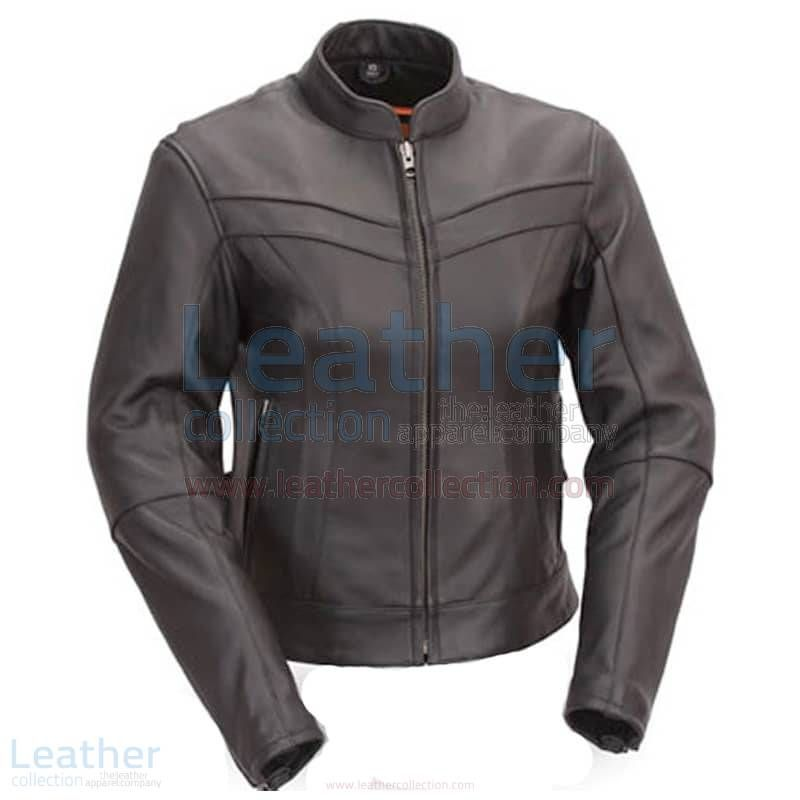 Motorcycle Touring Mandarin Collar Leather Jacket Leather Motorcycle Jacket Women Collar Leather Jacket Leather Jacket Men Style