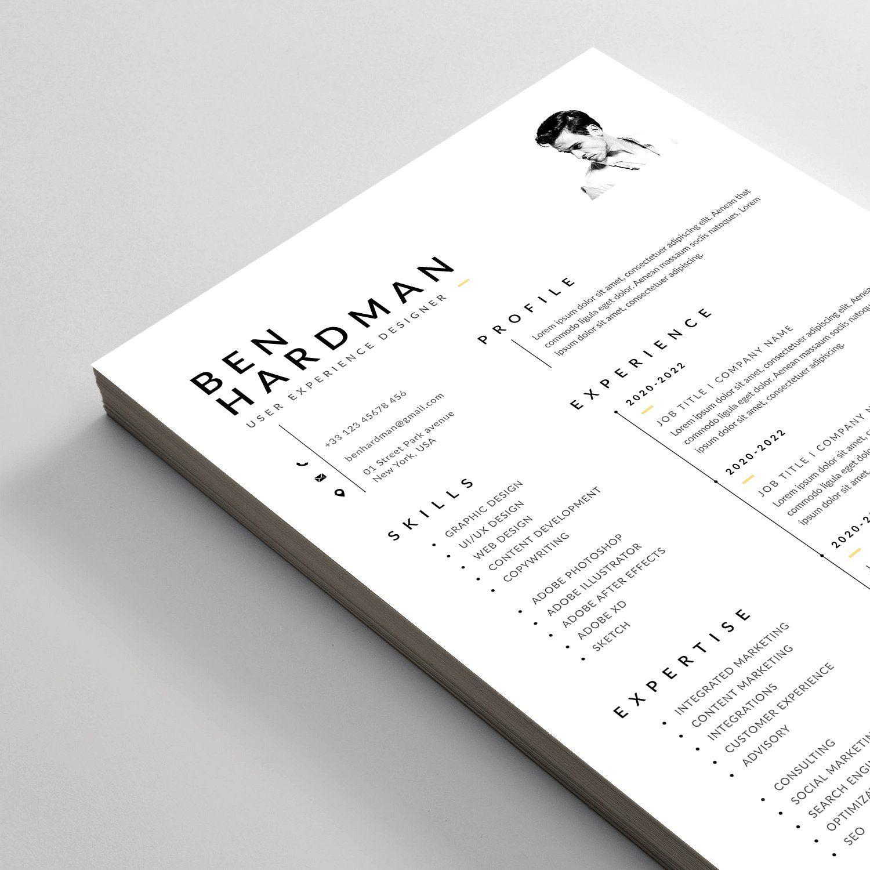 Resume/CV Resume
