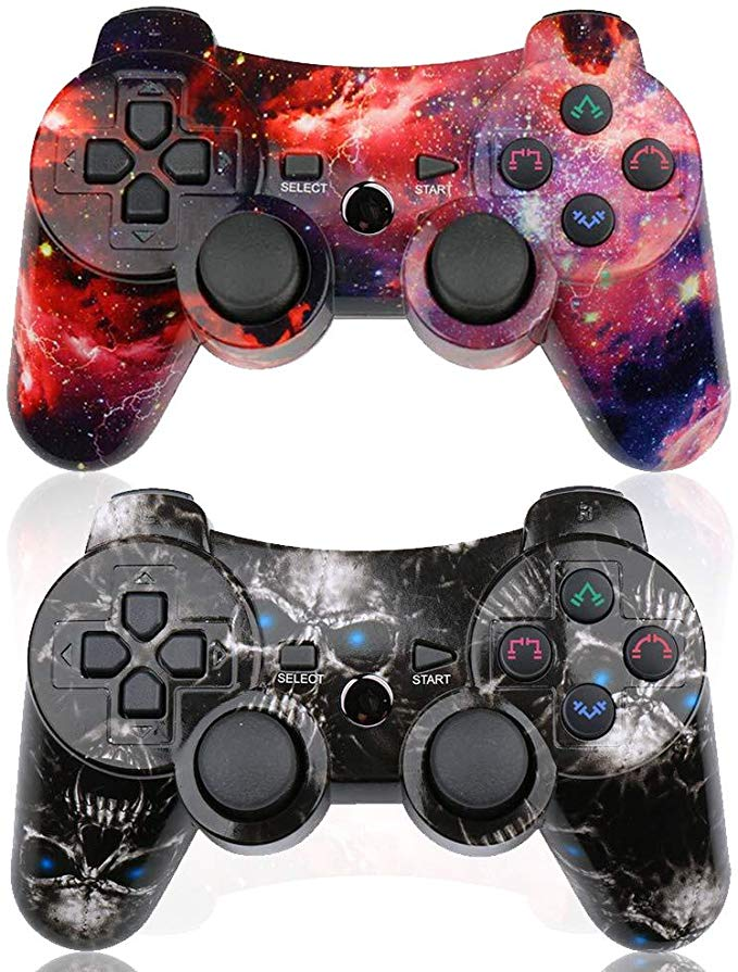 Pin By Facundo Lopez On Ps3 Ps3 Controller Dualshock Wireless Controller