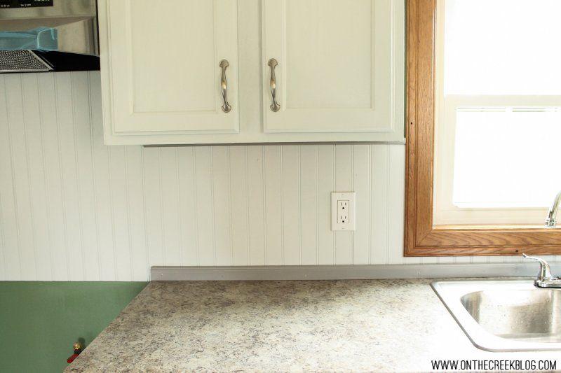 Beadboard Kitchen Backsplash Beadboard Kitchen Kitchen