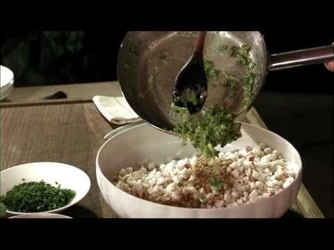 Südtiroler Knödel - Canederli Altoatesini - South Tyrolean Dumplings