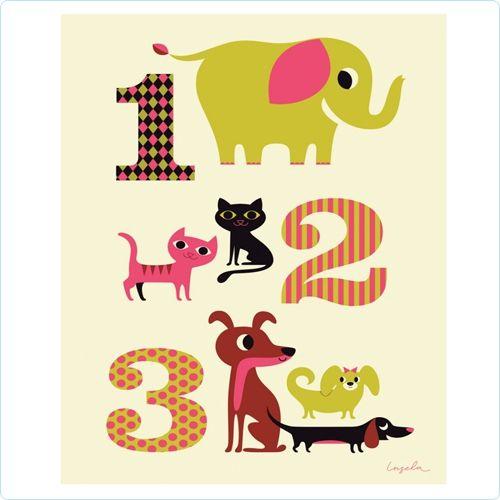 """Omm Design Poster Ingela P Arrhenius"""""""