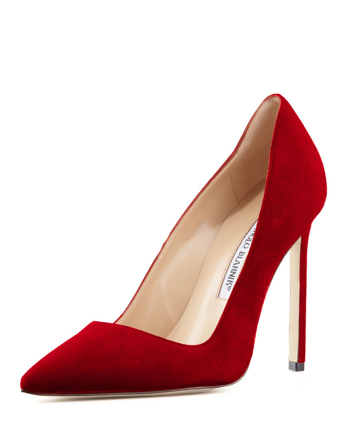 c65148ed3ddd Manolo Blahnik BB Pump (Made to Order)