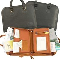 Leather Portfolio Case For Jehovah S Witness Ministry
