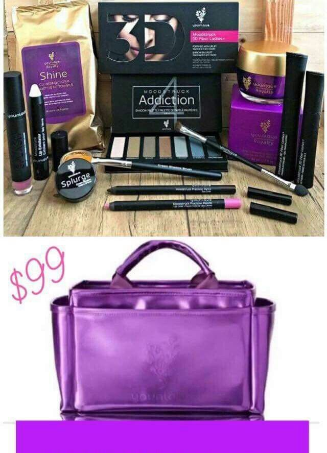 Mary kay cosmetics travel bag