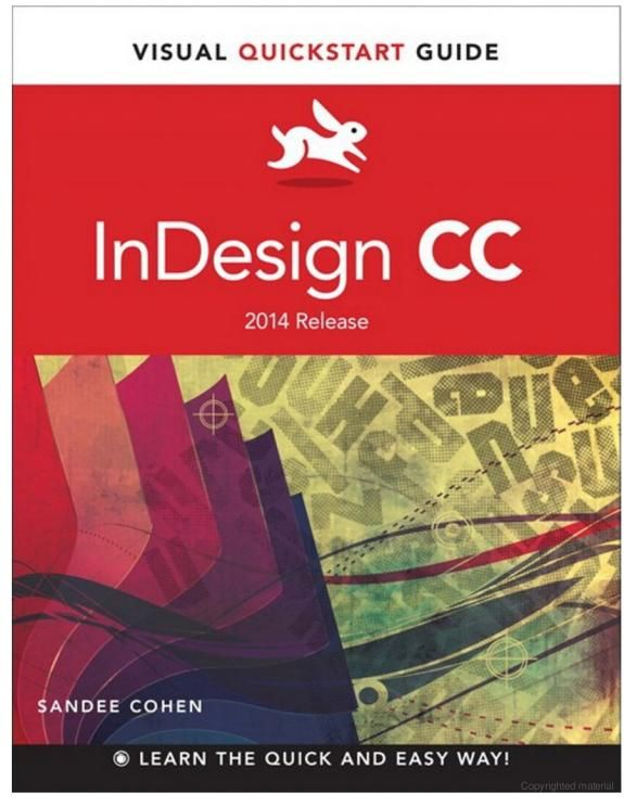Indesign Cc Visual Quickstart Guide By Sandee Cohen Ebooks