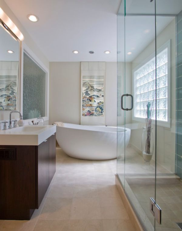freestanding tub - Bathroom Designs With Freestanding Tubs
