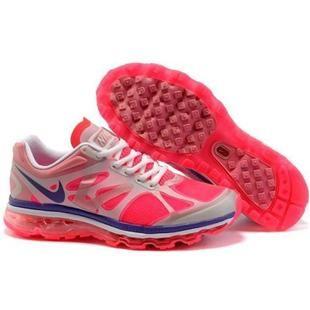 d856224a6254 http   www.asneakers4u.com  Nike Air Max 2012 Women Running Shoes Pink White  Purple