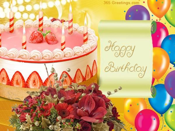Birthday Cards – Birthday Wishes for Cards
