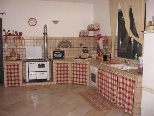 Tende per la cucina fai da te - Tende protagoniste in cucina | Top ...