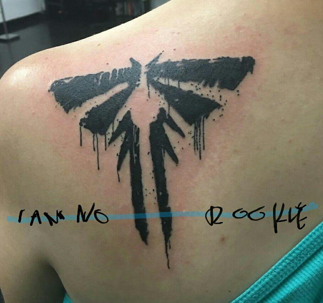 Tagging my own tattoos. Psn & instagram. Firefly tattoo