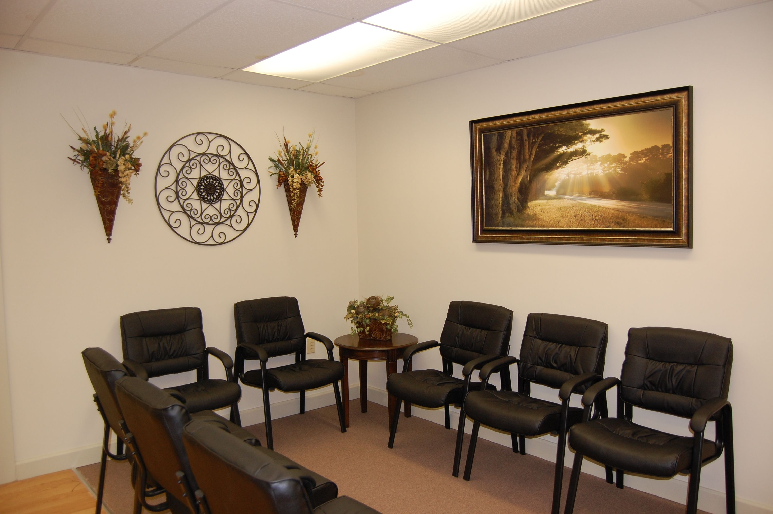 Cumberland Gap Medical Small Waiting Area By L M Cline S