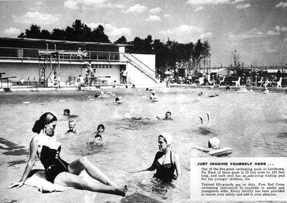 Levittown Pool 40s 50s 60s 70s Home Buying Pinterest Pennsylvania