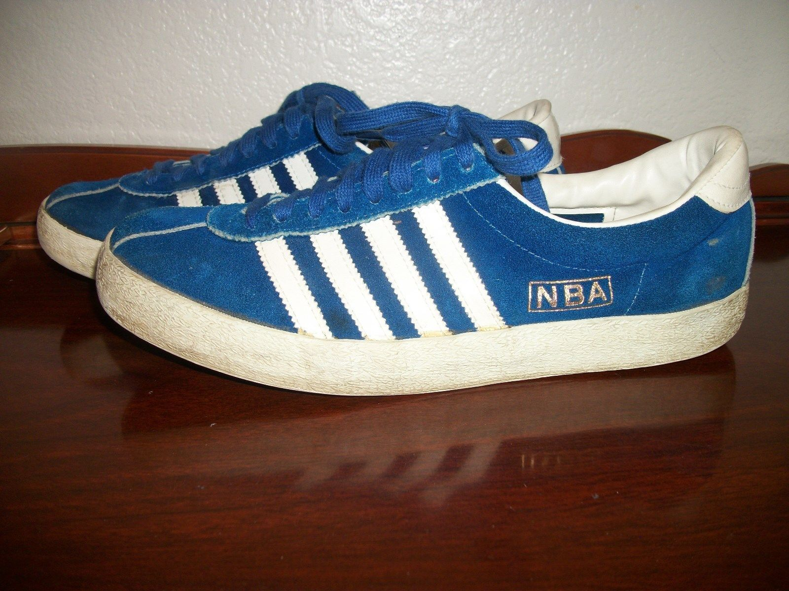 brand new bbe2d 4e7b8 vintage nba sneaker sold at Kinney shoes