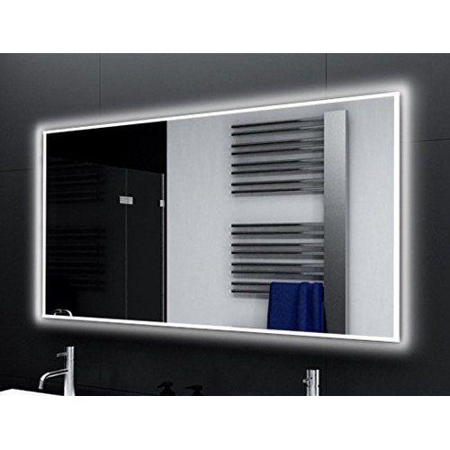 Badspiegel mit Beleuchtung New York M303L4 Design Spiegel für